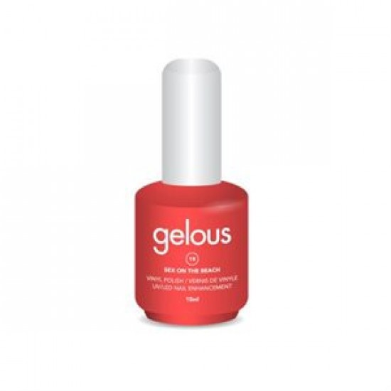 Gelous Vinyl # 019 Sex on the Beach 15 ml