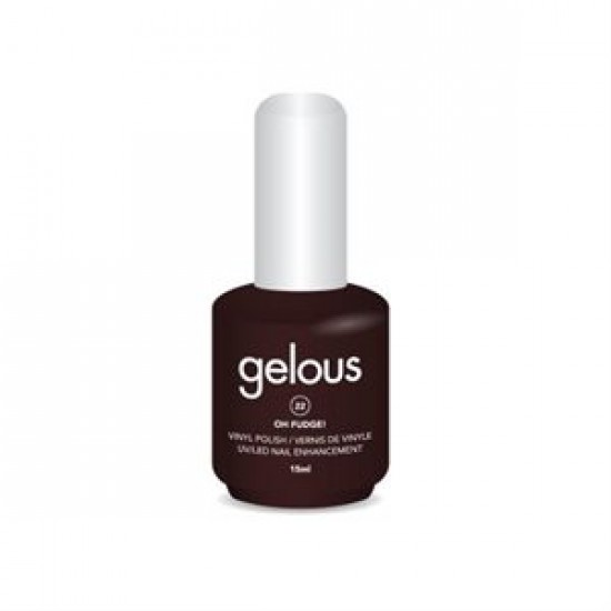 Gelous Vinyl # 022 Oh Fudge 15 ml