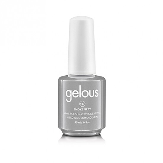 Gelous Vinyl # 107 Smoke Grey 15 ml