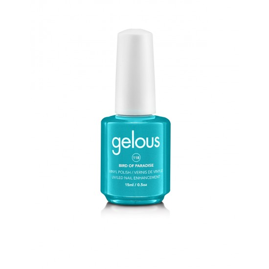 Gelous Vinyl # 118 Bird of Paradise 15 ml