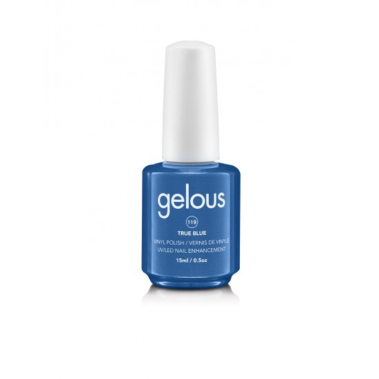 Gelous Vinyl # 119 True Blue 15 ml