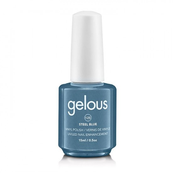 Gelous Vinyl # 125 Steel Blue15 ml