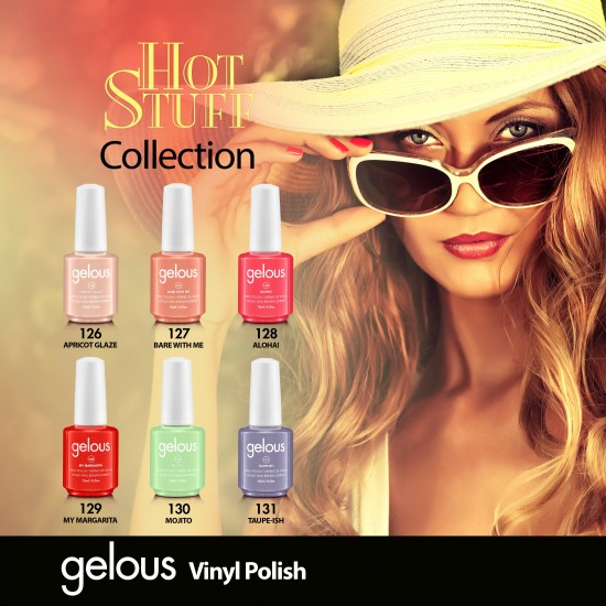 Gelous Vinyl # 129 My Margarita 15 ml