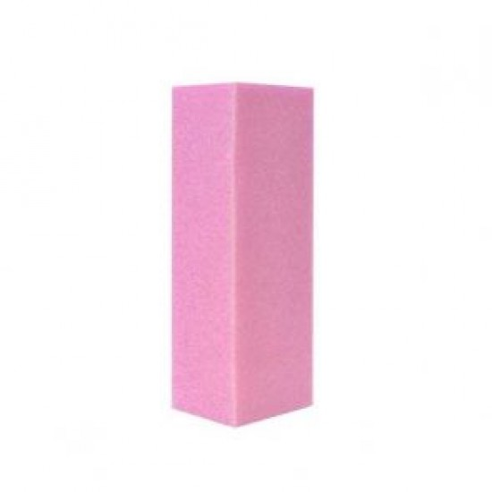 Bloc lime/polissoir rose  (x 1)