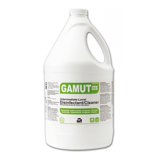 Gamut Solution pour instruments 4 L