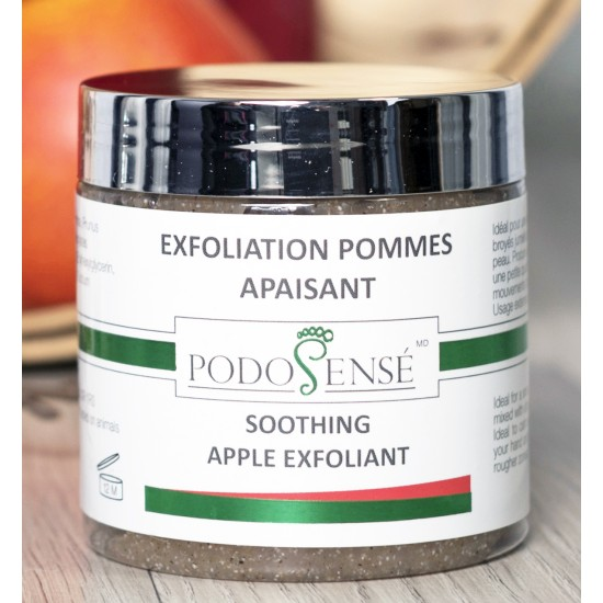 Gel Exfoliant Apaisant -  Pomme & Gingembre  200 ml